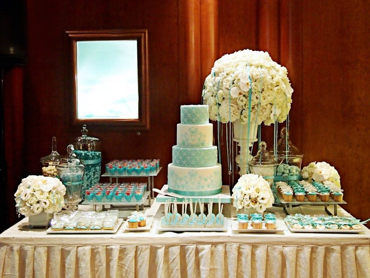 boda tiffany blue