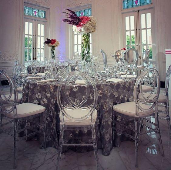 Tipos de sillas para Bodas  Silla Tiffany