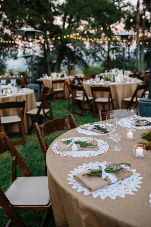 ideas boda rustica