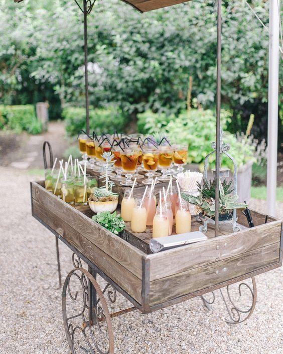 cocktail de bienvenida