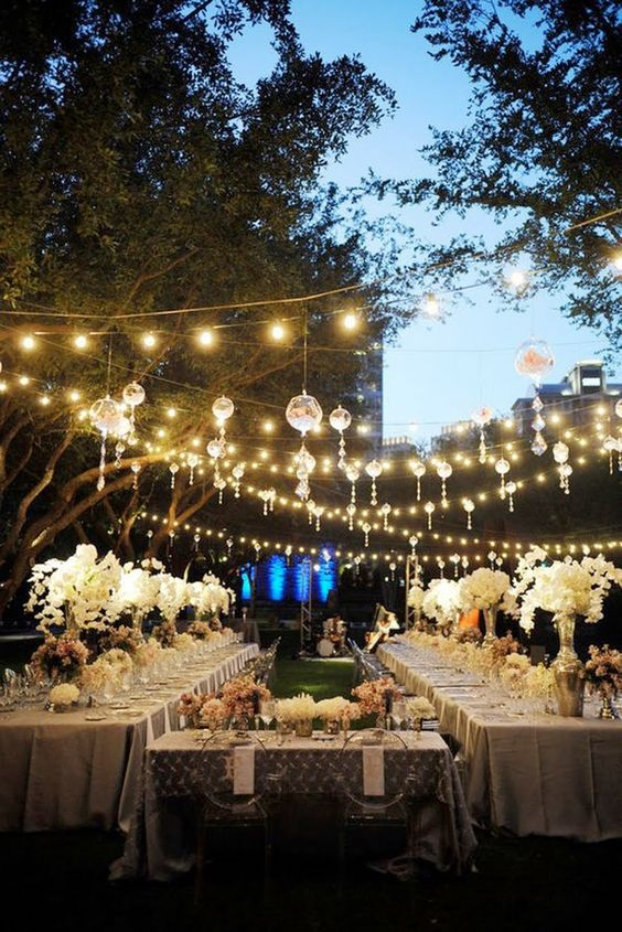 bodas al aire libre
