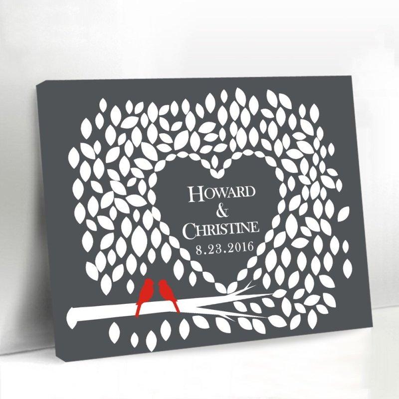 ideas para el guest book de tu boda
