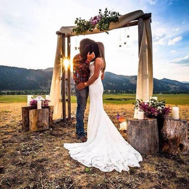 boda rústica estilo vaquera
