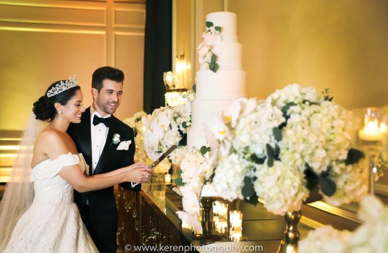 bizcocho boda de aleyda