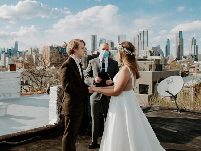 mini bodas en la pandemia