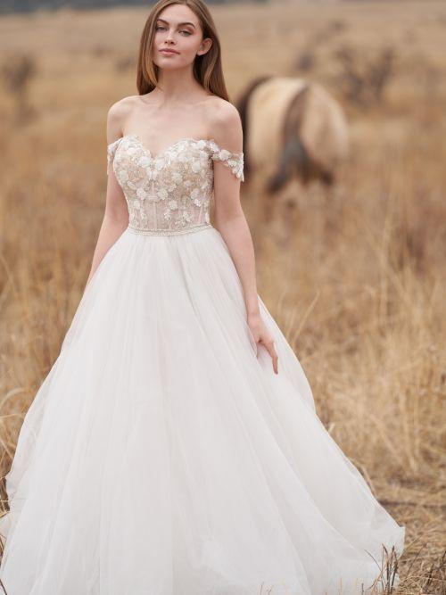ideas trajes de novia Otoño Invierno 2020