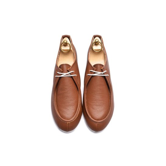 Turner apron shoe brown