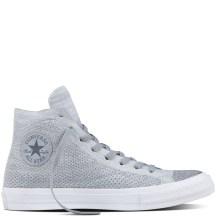 Converse Nike Flyknit grey
