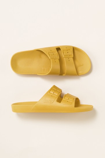 Moses yellow slides