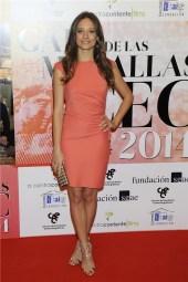 Michelle Jenner de Elisabetta Franchi para Moca.