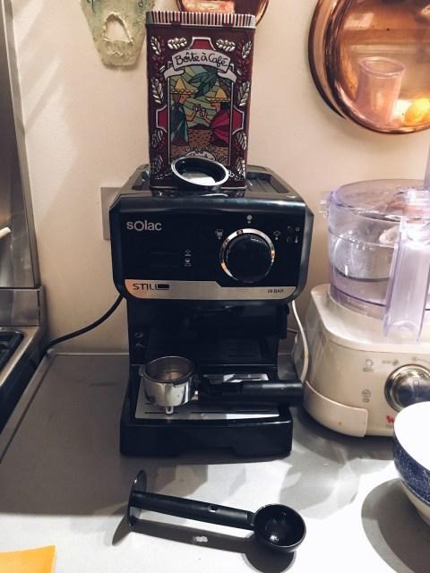 machine expresso Stillo CE4493 Solac