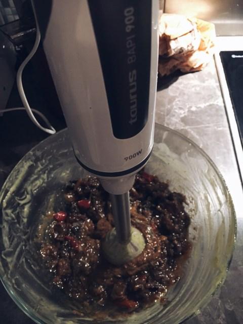 bapi 900 taurus mixeur à bras pour faire de la soupe