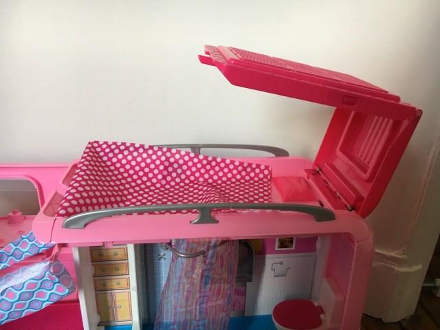 camping car Barbie Dream Camper