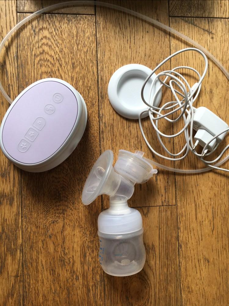 tire-lait électronique simple Philips Avent test et avis