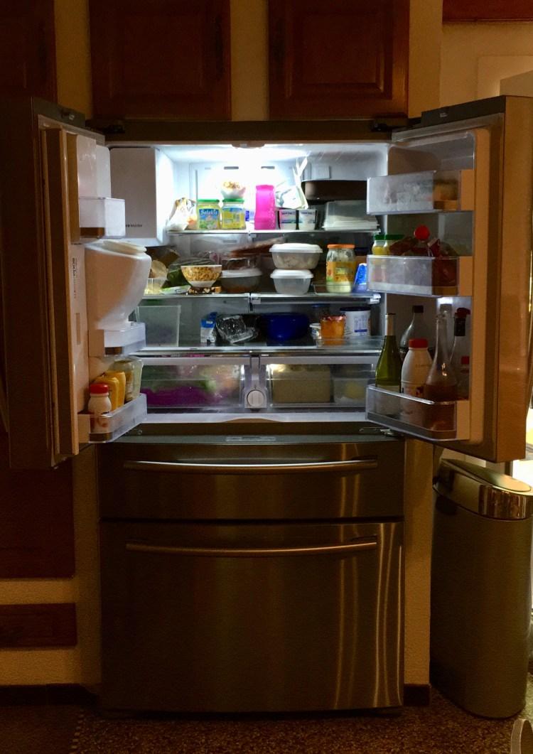 frigo américain SAMSUNG RF24HSESBSR