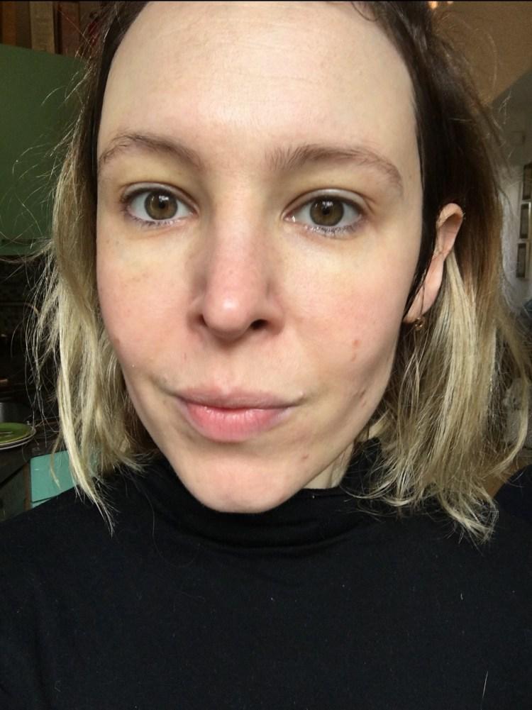 test le masque beauty minutes Novexpert
