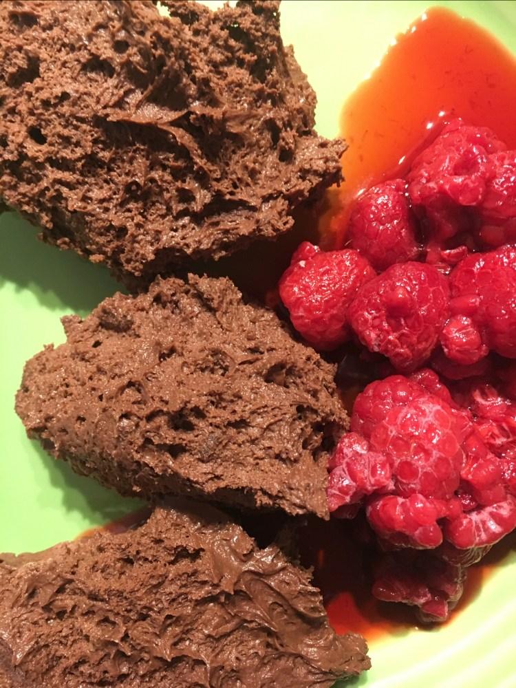 recette de mousse au chocolat vegan pois chiche sans oeuf aquafaba