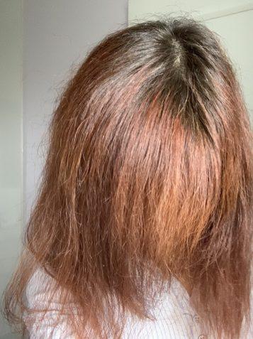 masque miel cheveux éclaircissant cheveux