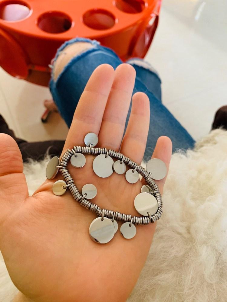test bijoux magnétiques magnétothérapie Energentix