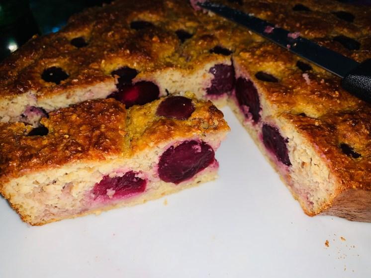 recette gâteau light