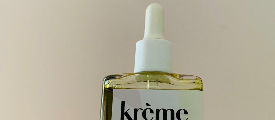 huile sos équilibrante Krème