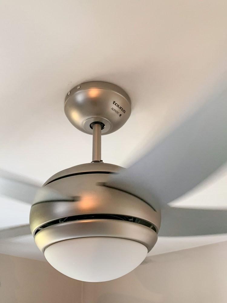 avis le ventilateur de plafond Taurus