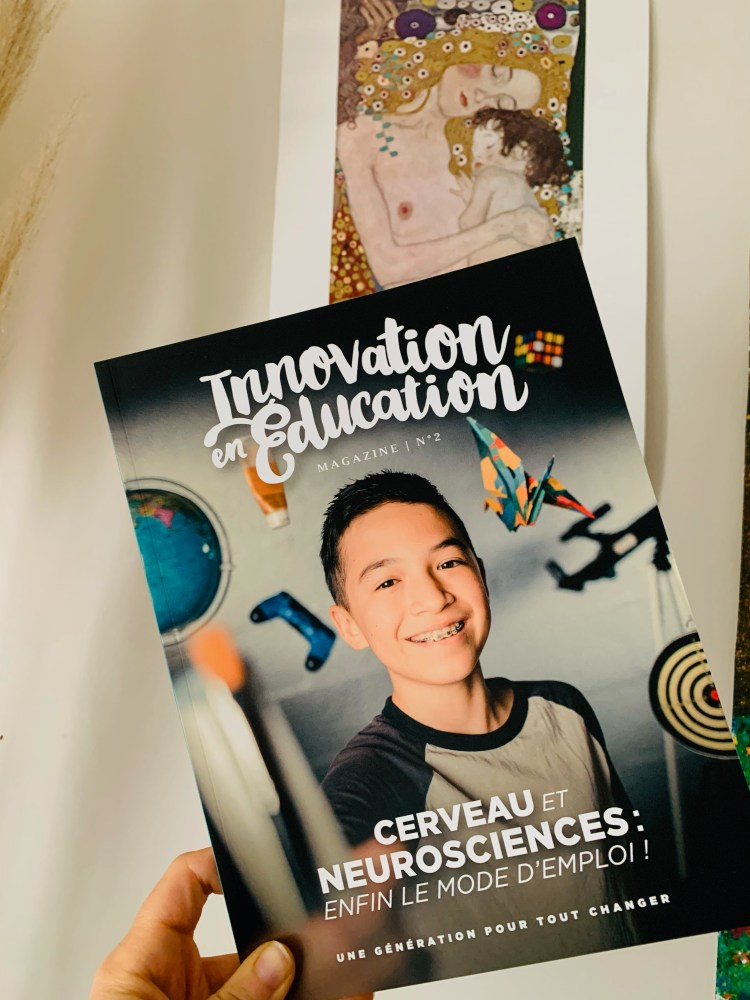 journal innovation en education positive
