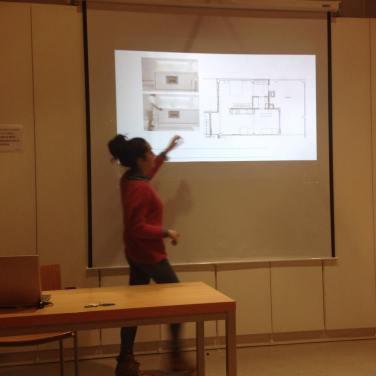 Presentaciones proyectos