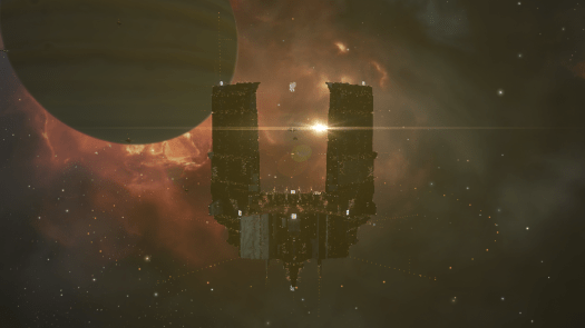 Keepstar Citadel - Tranquility Trading Tower in Perimeter