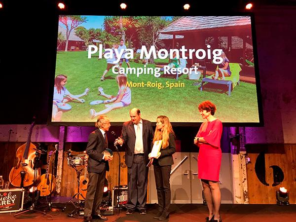 Campings de Tarragona entres los mejores de Europa