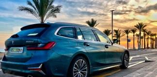 BMW SERIE 3 touring EnCaravana