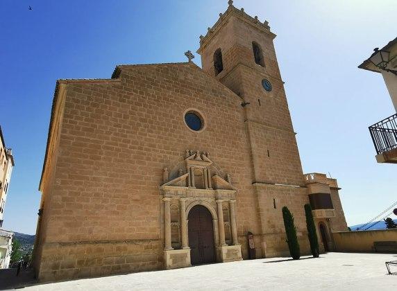 castalla Iglesia de Nuestra Señora de la Asunción