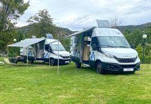 Iveco Daily Camper 1 EnCaravana