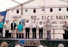 CLAUSURA 90 RALLY INTERNACIONAL FICC 2021 encaravana