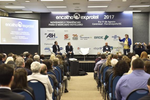 Seminário de Secretários de Turismo ENcatho