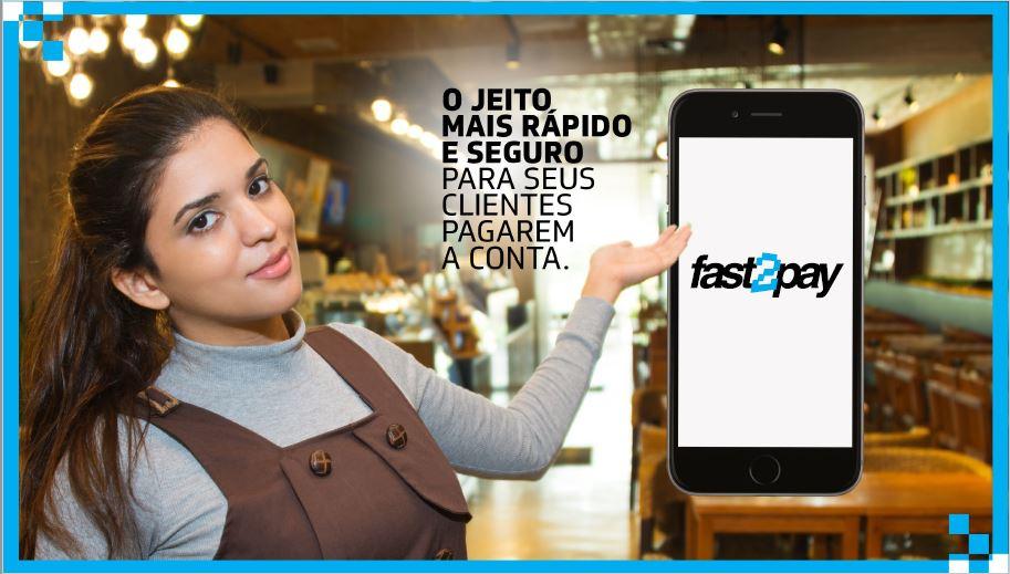Fast2Pay – Nova tecnologia de pagamento por aplicativo