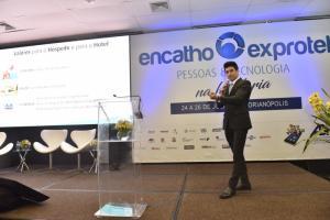 Tecnologia e Sustentabilidade foram pauta dos trabalhos nesta manhã do Encatho