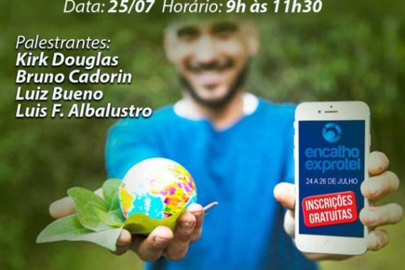 Tecnologia e Sustentabilidade na Hotelaria no Encatho 2018
