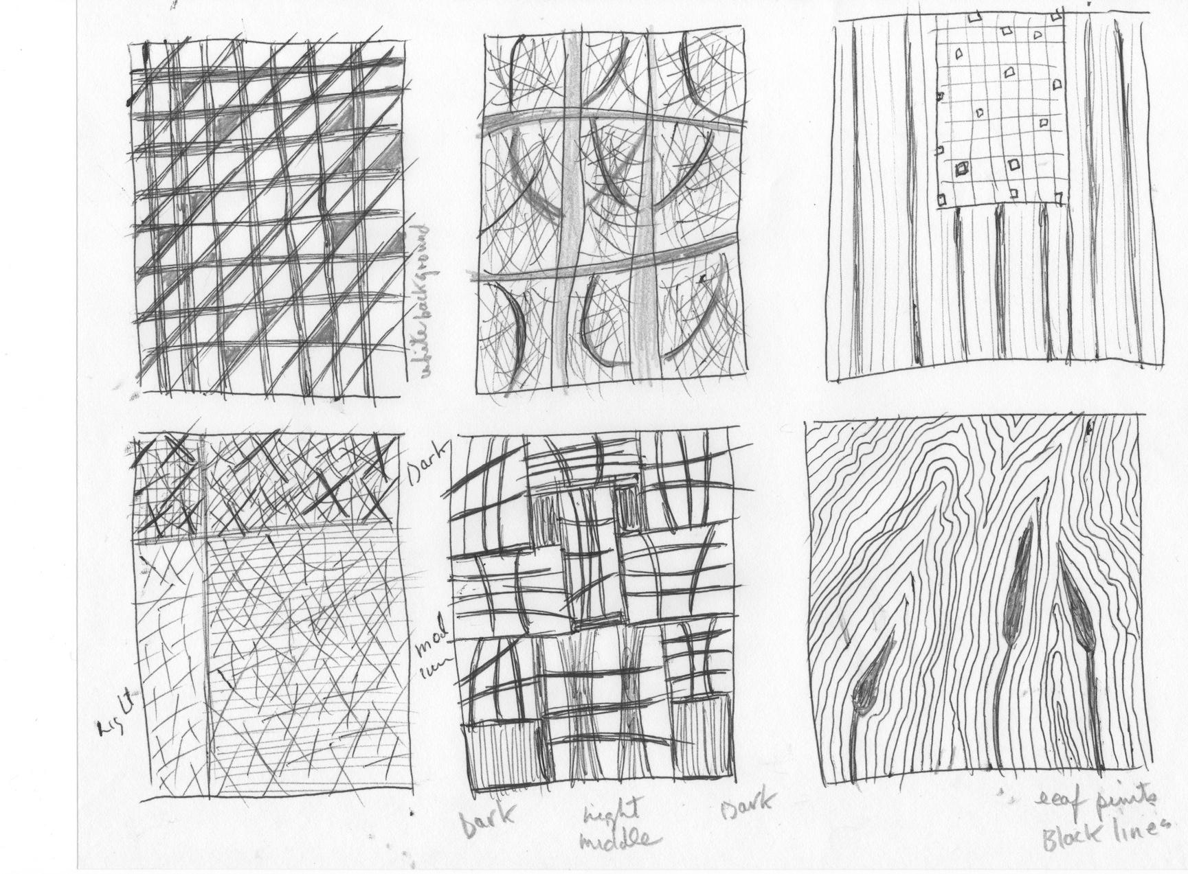 Elements Of Design Line Encaustic Adventures