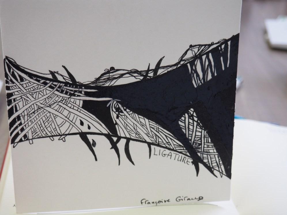 Ligature (2016) - Avec Françoise Giraud Grossi
