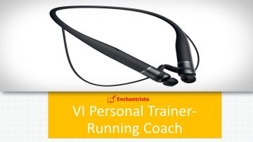 How VI Personal Trainer is Your Running Coach for Amazing Fitness?