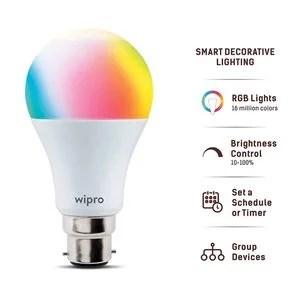 Wipro Smart LED Bulb 12.5 Watt