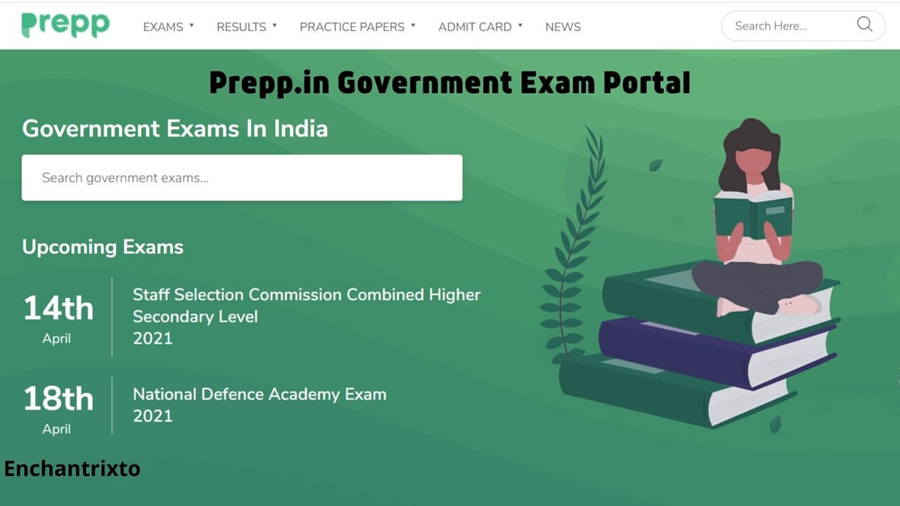 Explore Prepp.in to Get Govt. Exam Guidance from the Safety of Home!