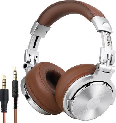 OneOdio Pro 50 vs Pro 30 - One Odio Pro 30 wired headset with deep bass