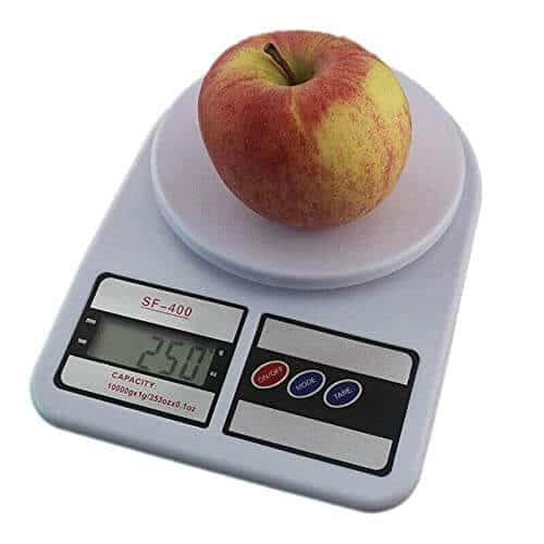 Best Kitchen Gadgets- Weighing Machine
