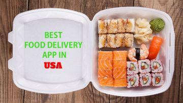 9 Best Food Delivery Service Apps in the USA in 2021