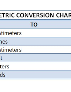 Metric conversion chart also enchant art rh enchantart