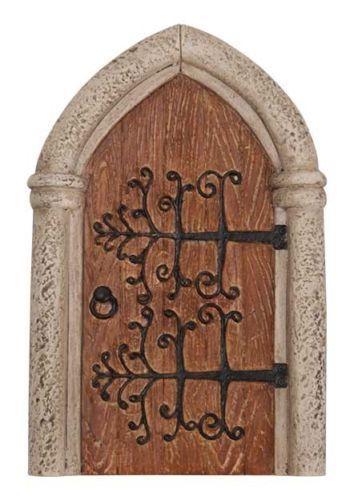 Vivid Arts Gothic Fairy Castle Door