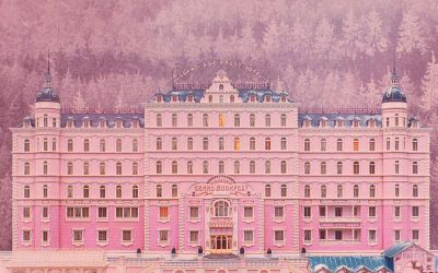 Past Event: THE GRAND BUDAPEST HOTEL (15) At The Gonville Hotel 11/6/2016