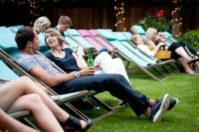The Great Gatsby at The Gonvile Hotel 23rd July 2016 - Enchanted Cinema Summer Screenings (9)